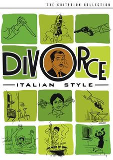 Divorce Italian Style - Criterion Collection