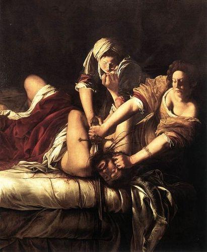 Artemesia Gentileschi